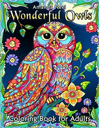 480 Coloring Book Owl Images Best HD