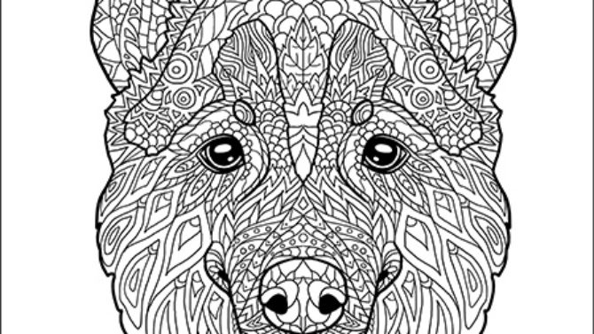 Christian Coloring Book for Adults – Happy coloring books